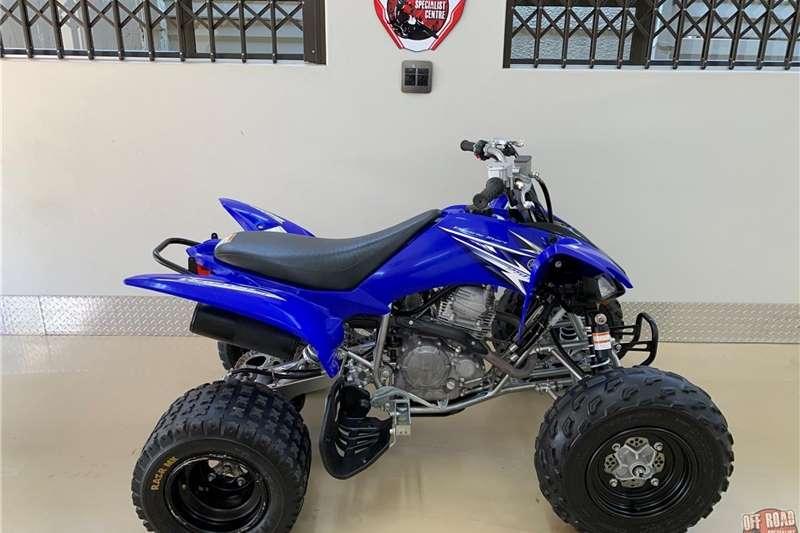 Yamaha Raptor 2009