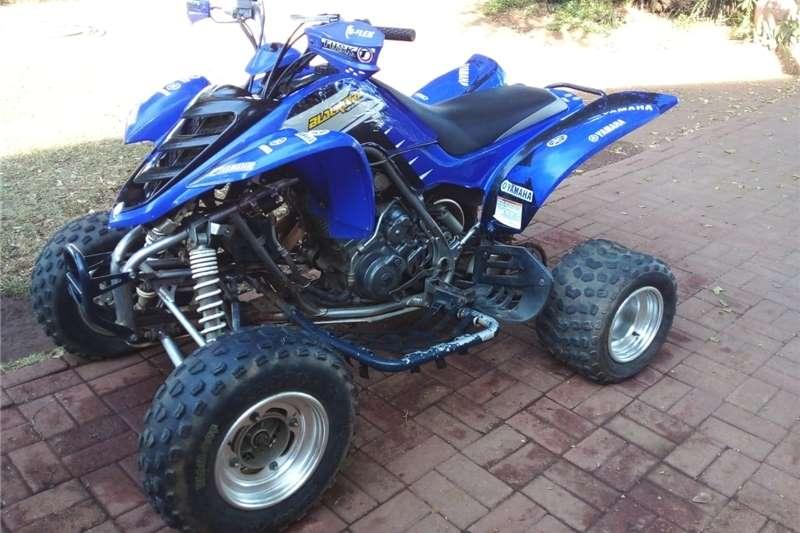 Used 2009 Yamaha Raptor