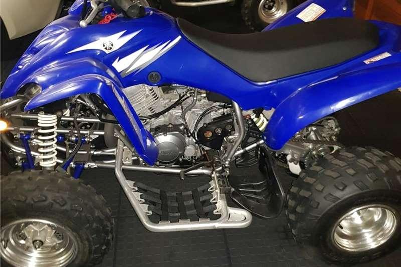 Yamaha Raptor 2010