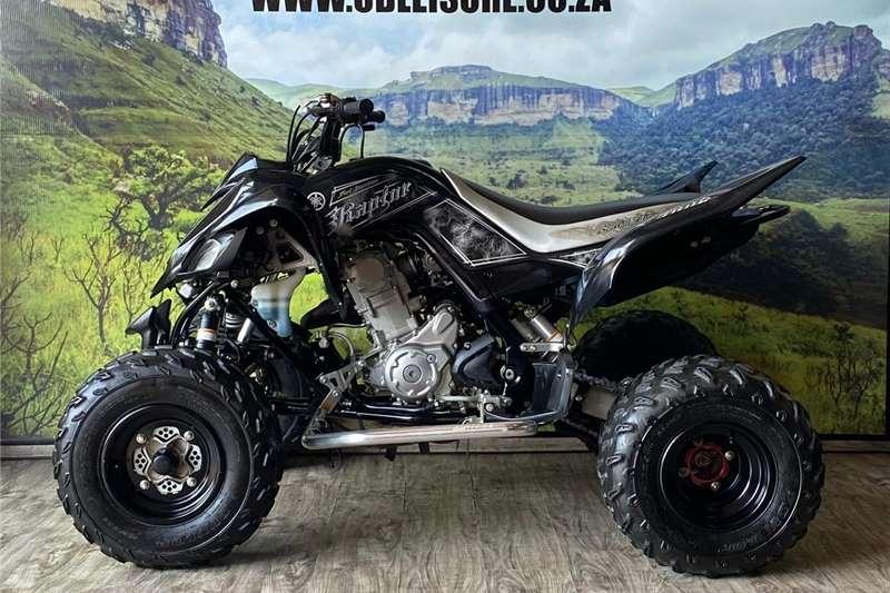 2011 Yamaha Raptor