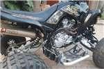 Yamaha Raptor 2012