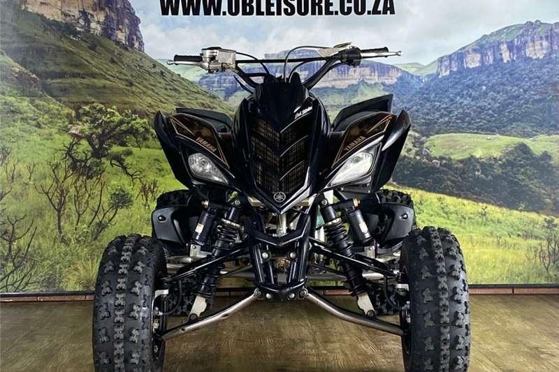 Yamaha Raptor 2013