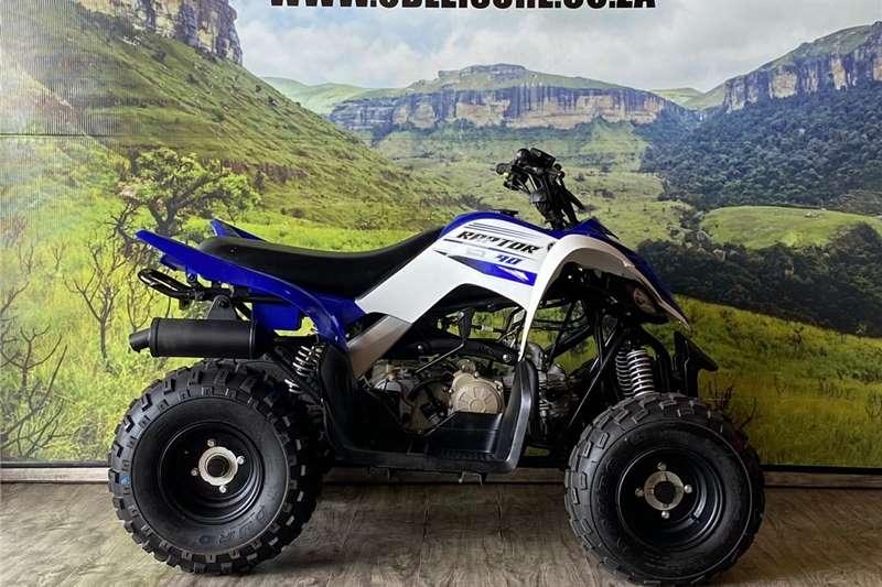 Yamaha Raptor 2016