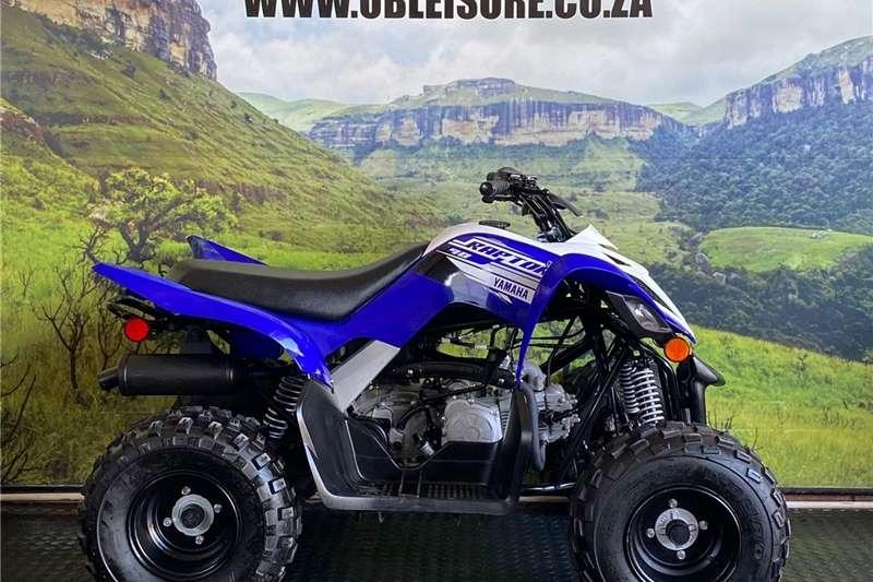 Used 2019 Yamaha Raptor