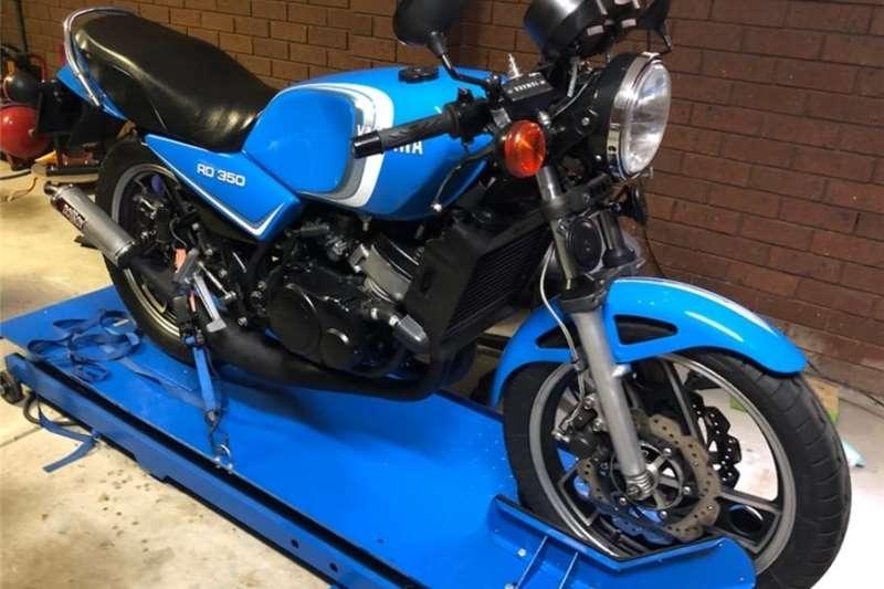 Yamaha RD 1980