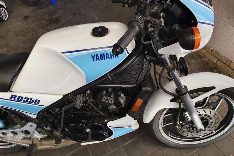 Yamaha RD 1983