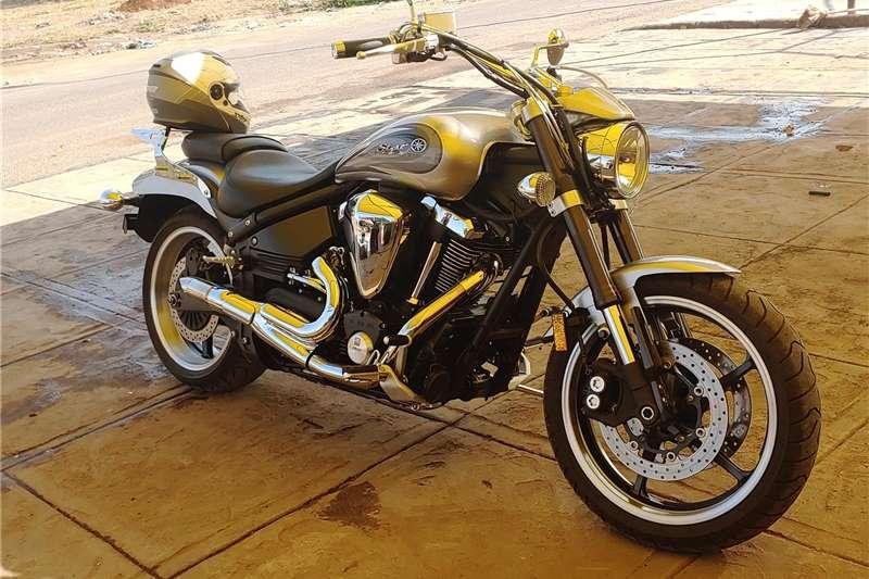 Used 2012 Yamaha Road Star