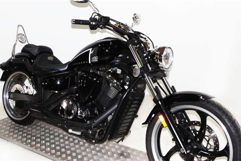 Yamaha Road Star 2013