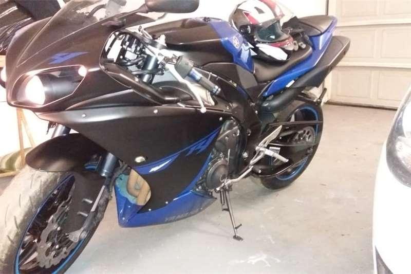 Yamaha RZ 2012