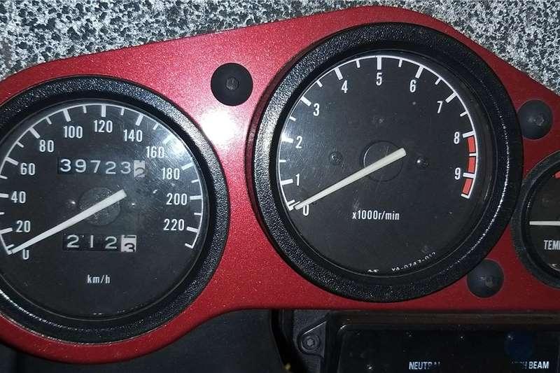 Yamaha TDM 1991
