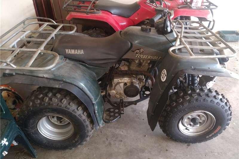 Yamaha TRZ 2019