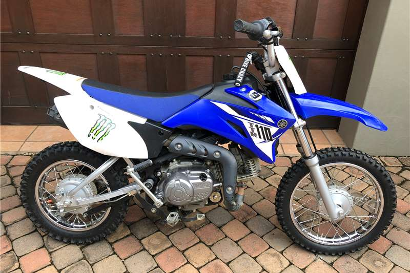 Yamaha TTR 110 2014
