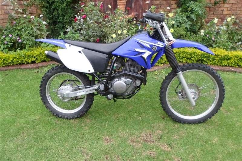 Yamaha TTR 2008