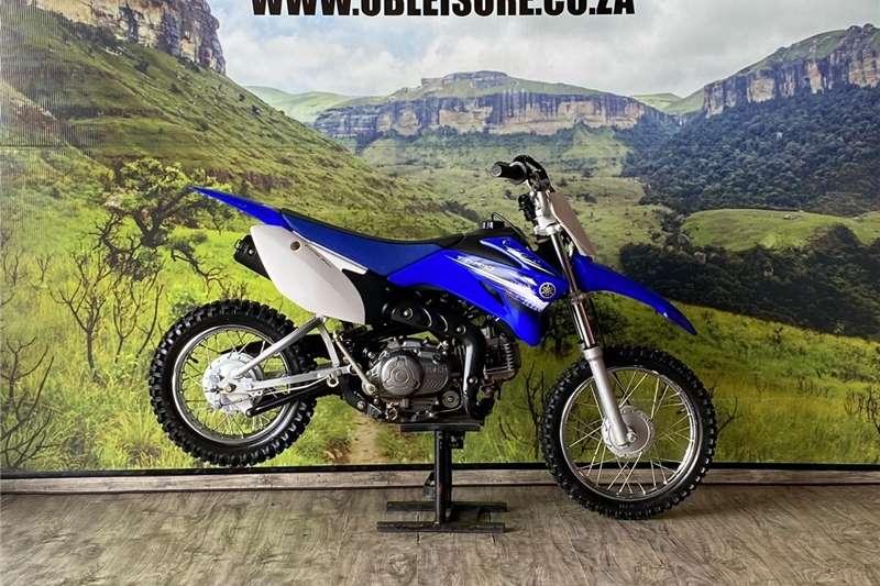 Yamaha TTR 2012
