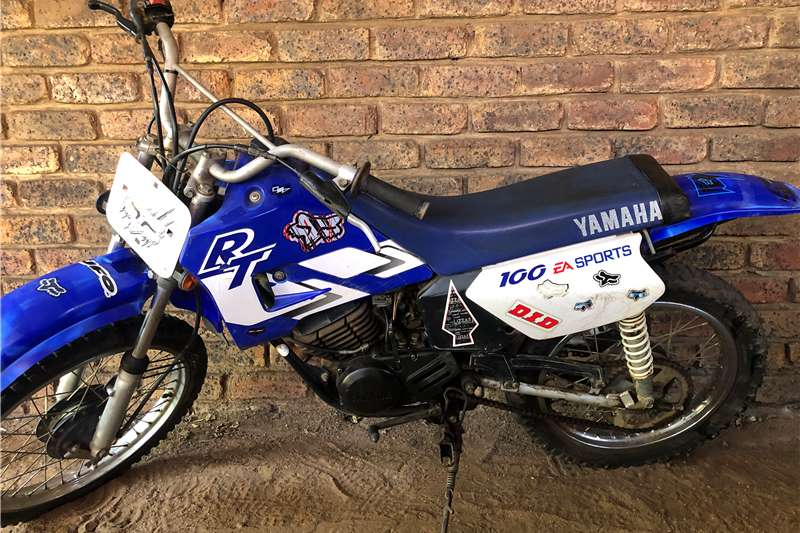 Yamaha TTR RT 100 2000