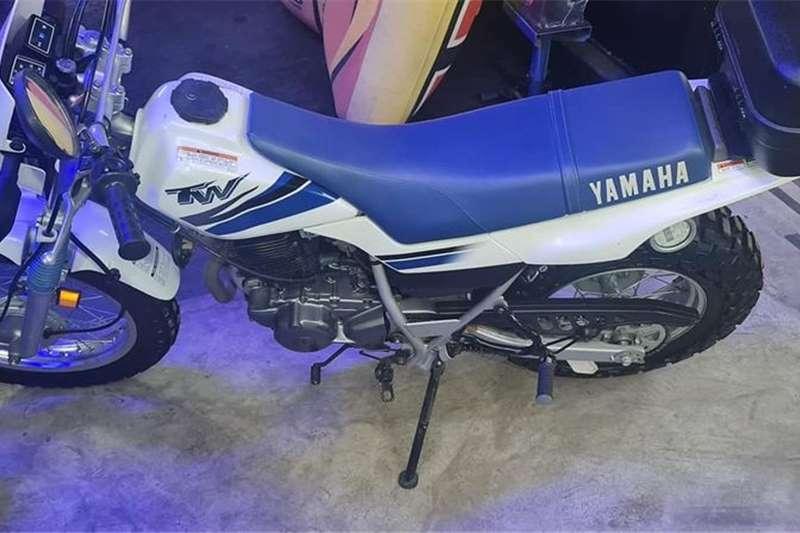 1999 Yamaha TW200