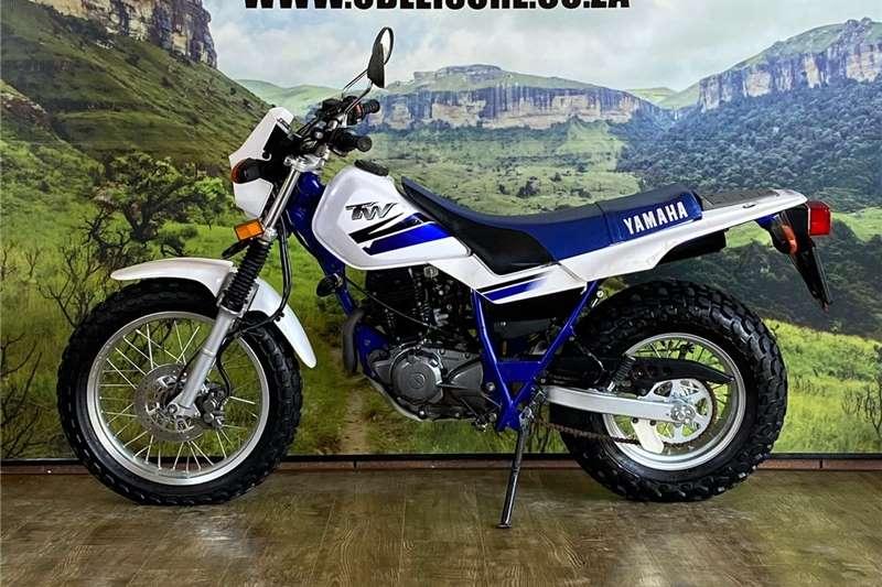 Yamaha TW200 2002