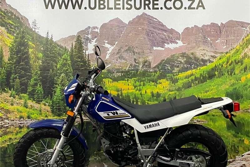 Used 2018 Yamaha TW200