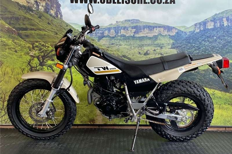 Used 2019 Yamaha TW200