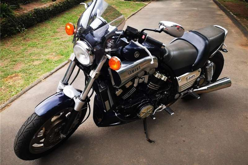 Yamaha V-Max 1998