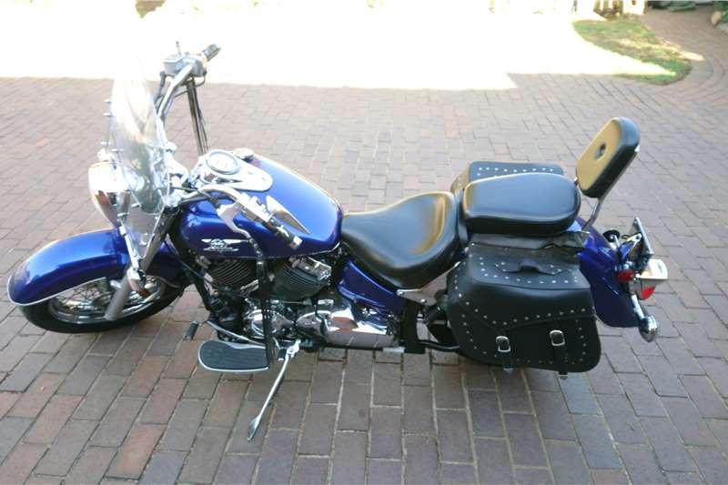 Yamaha V-Star 2008