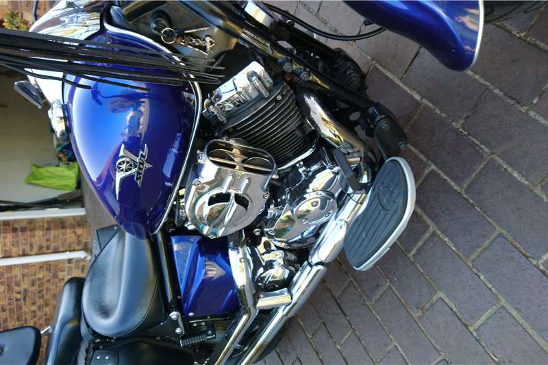 Used 2008 Yamaha V-Star