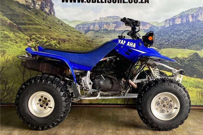 Yamaha Warrior 2001