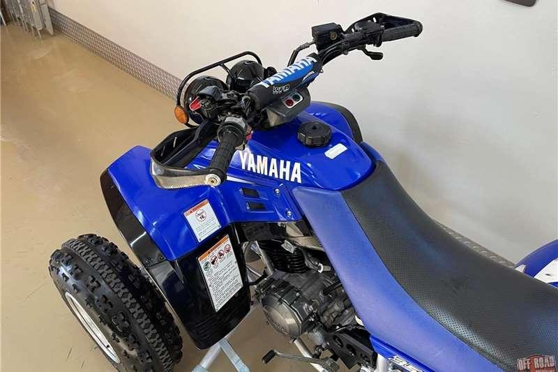 Used 2001 Yamaha Warrior