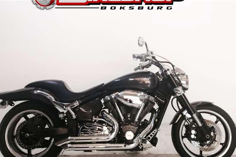 Yamaha Warrior 2009