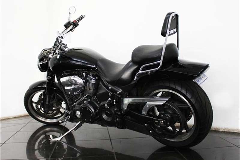Used 2009 Yamaha Warrior