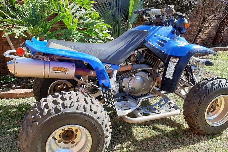 0 Yamaha Warrior