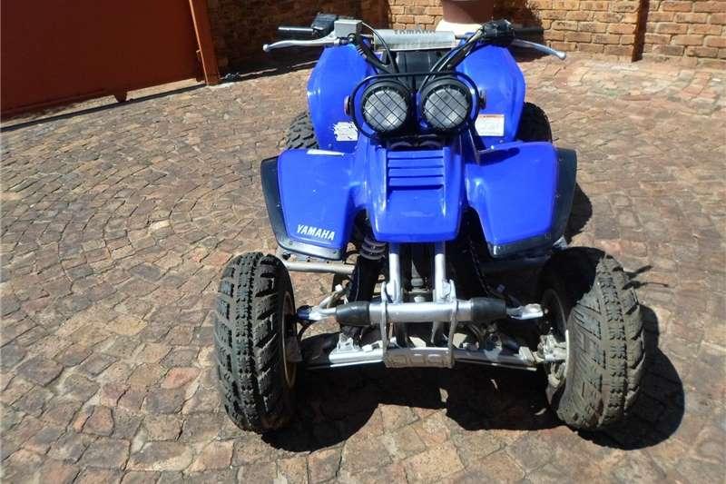Yamaha Warrior 350cc. 2004