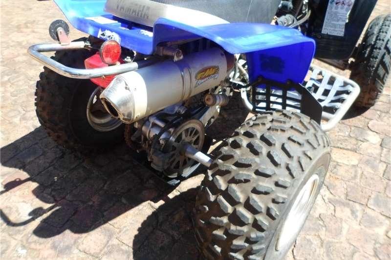 2004 Yamaha Warrior