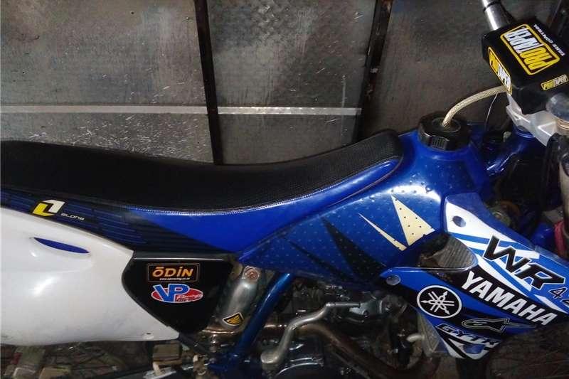 Used 2002 Yamaha WR