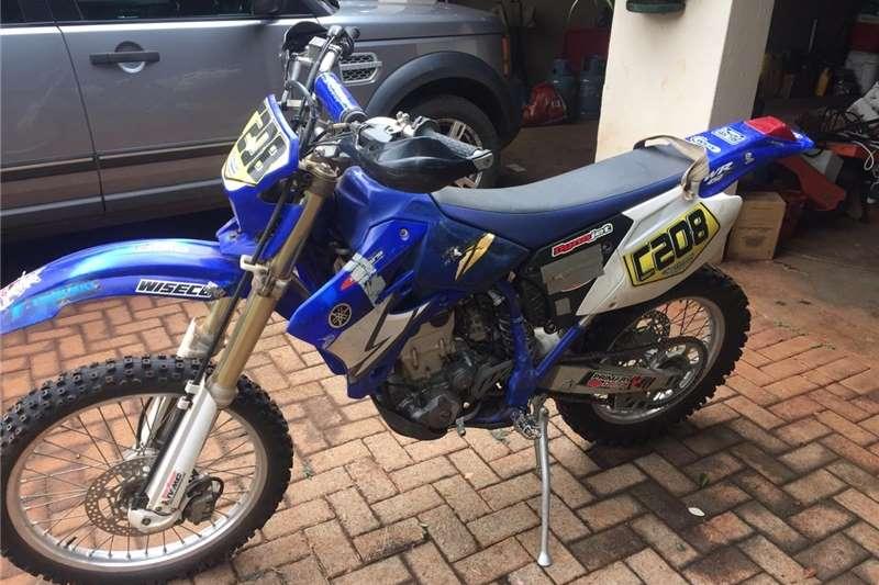 2004 Yamaha WR