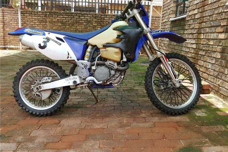 Yamaha WR 2004