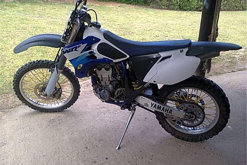 Yamaha WR 2005
