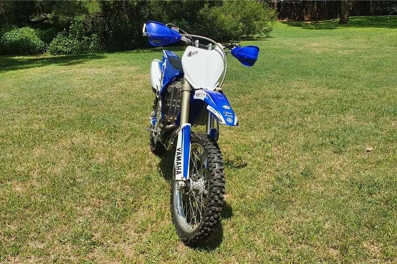 Yamaha WR 2007