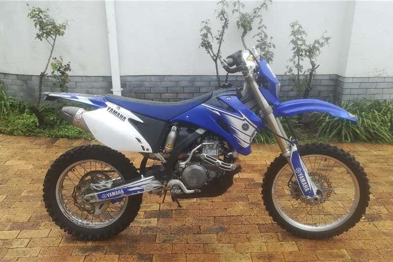 Yamaha WR 2008