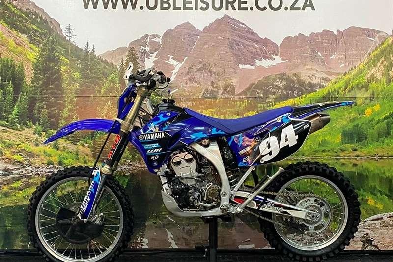 Used 2008 Yamaha WR