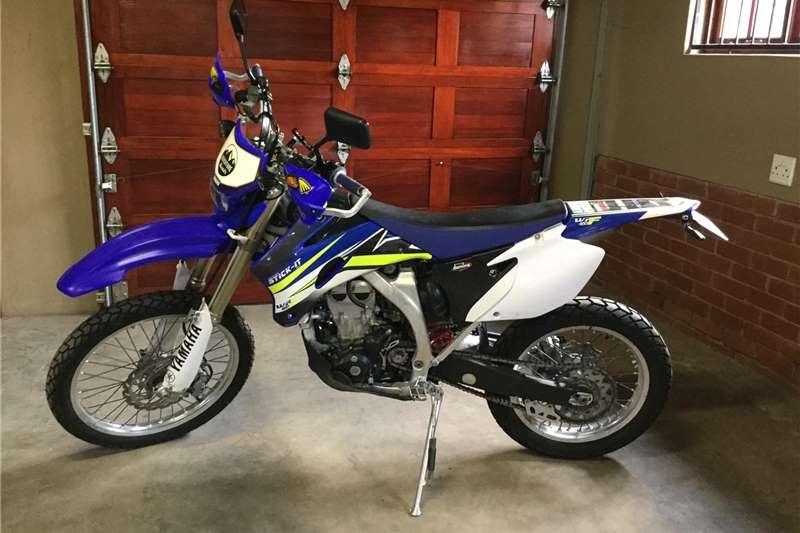Yamaha WR 2009