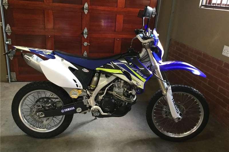 2009 Yamaha WR