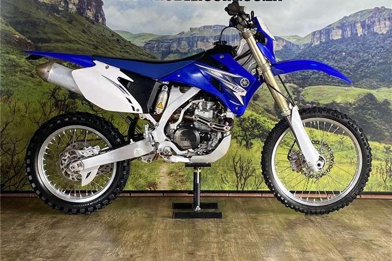 Yamaha WR 2010