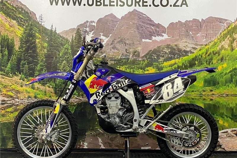 Used 2010 Yamaha WR