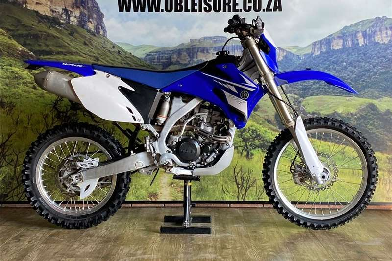 Yamaha WR 2012
