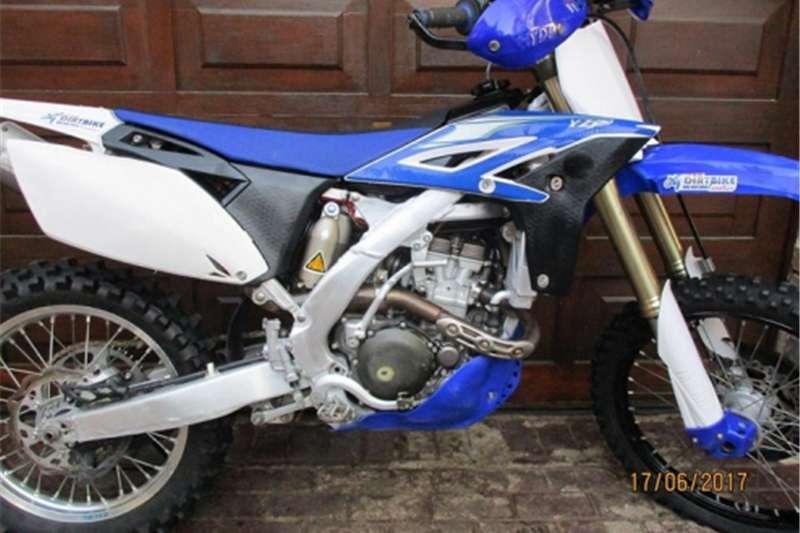 Yamaha WR 2013