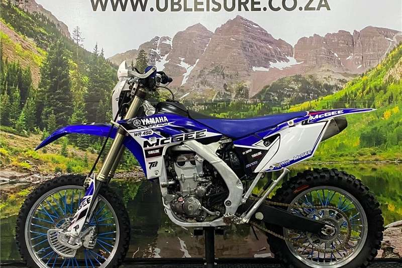 Used 2014 Yamaha WR