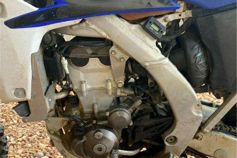 2014 Yamaha WR