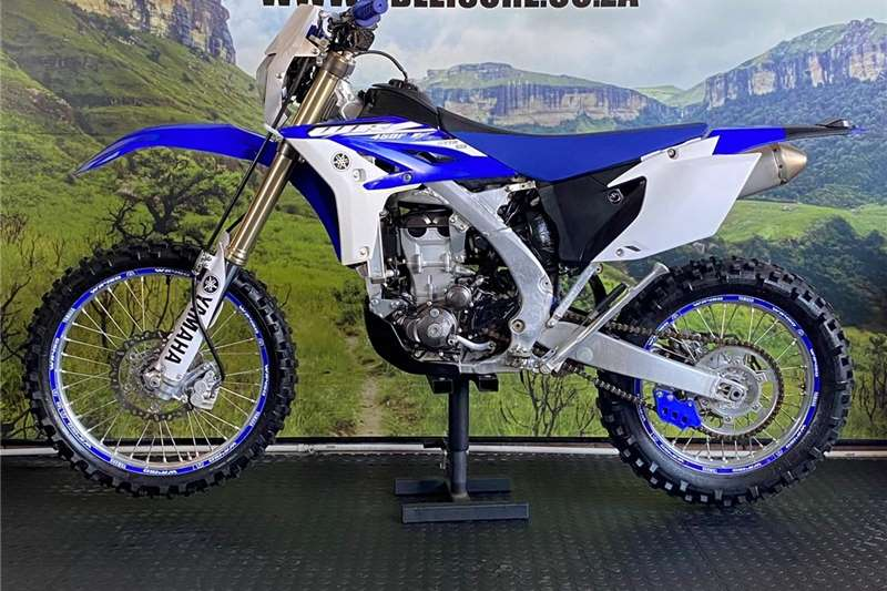 Used 2015 Yamaha WR