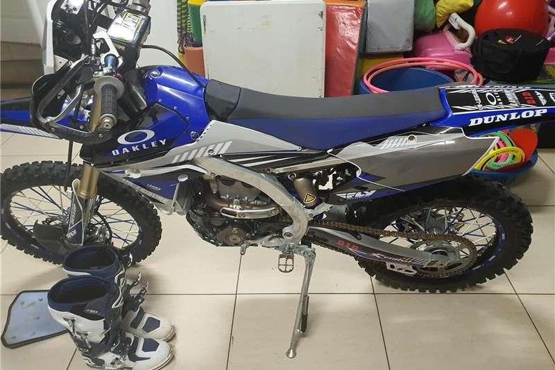 2016 Yamaha WR